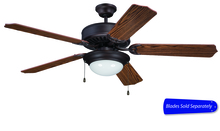 "Craftmade C209ABZ - Pro Builder 209 52"" Ceiling Fan with Light in Aged Bronze Brushed (Blades Sold Separately)"