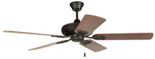 "Ellington Fan MAJ52ABZ5 - Majestic 52"" Ceiling Fan with Blades in Aged Bronze Brushed"