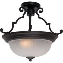 Maxim 5833FTOI - Essentials - 583x-Semi-Flush Mount
