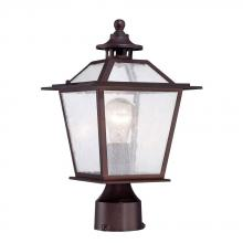 Acclaim Lighting 9707ABZ - 1-Light Outdoor Architectural Bronze light Fixture