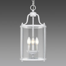Golden 1157-3P WH - 3 Light Pendant