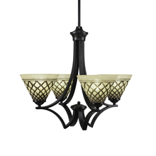 Toltec Company 564-MB-7185 - Chandeliers