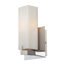 ELK Lighting BV281-10-16M - Moderno 1 Light Sconce In Matte Satin Nickel And