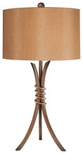 "Minka-Lavery 10541-126 - 30"" Table Lamp Braided Rod Collection' Rsf10541"