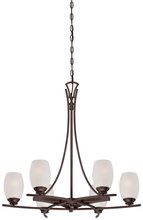 Minka-Lavery 4956-267b - 6 Light Chandelier