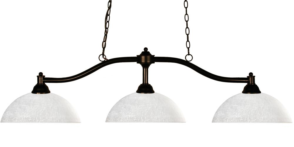 3 Light Billiard Light