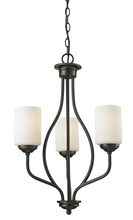 Z-Lite 414-3 - 3 Light Chandelier
