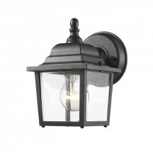 Z-Lite 546BK - 1 Light Outdoor Wall Light