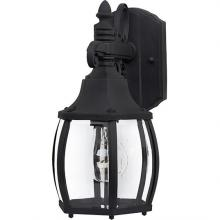 Maxim 1031BK - Crown Hill-Outdoor Wall Mount