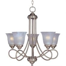 Maxim 11044MRSN - Nova 5-Light Chandelier