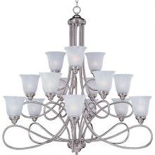 Maxim 11045MRSN - Nova 15-Light Chandelier