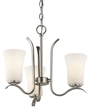Kichler 43073NI - Mini Chandelier 3Lt