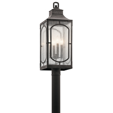 Kichler 49934WZC - Outdoor Post Mt 4Lt