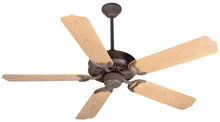 "Craftmade K10737 - Porch Fan 52"" Ceiling Fan Kit in Rustic Iron"