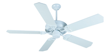"Craftmade K10990 - CXL 52"" Ceiling Fan Kit in White"