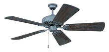 "Craftmade K11223 - CXL 52"" Ceiling Fan Kit in Aged Galvanized"