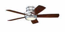 "Craftmade TMPH44CH5 - 44"" Hugger Ceiling Fan w/Blades & LED Light Kit"