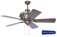 "Craftmade TO52PR - Toscana 52"" Ceiling Fan in Peruvian Bronze (Blades Sold Separately)"