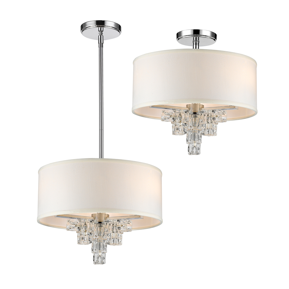 Crystorama addison 3 light polished chrome mini chandelier 6833 ch crystorama addison 3 light polished chrome mini chandelier aloadofball Images
