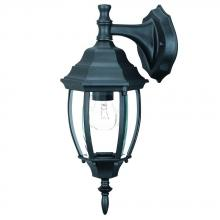 Acclaim Lighting 5010BK - 1-Light Outdoor Matte Black Light Fixture