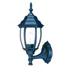 Acclaim Lighting 5011BK - 1-Light Outdoor Matte Black Light Fixture