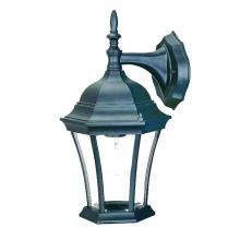 Acclaim Lighting 5022BK - 1-Light Outdoor Matte Black Light Fixture