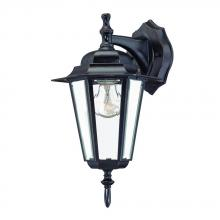 Acclaim Lighting 6102ABZ - Camelot Collection Wall-Mount 1-Light Outdoor Architectural Bronze Light Fixture