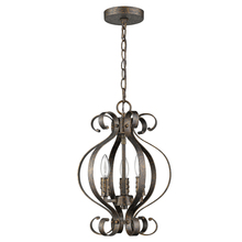Acclaim Lighting IN11411R - Chandelier
