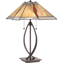 Quoizel TF3337TWT - Cavern Table Lamp