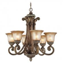 Dolan Designs 2400-162 - 6Lt Chandelier