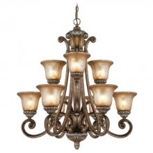 Dolan Designs 2402-162 - 9Lt Chandelier