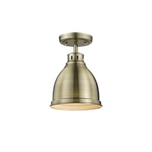 Golden 3602-FM AB-AB - Flush Mount