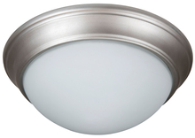 "Jeremiah XPP11BN-2W - Pro Builder Premium 2 Light 11"" Flushmount in Brushed Satin Nickel"