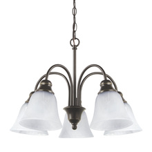 Sea Gull 35950-782 - Five Light Chandelier