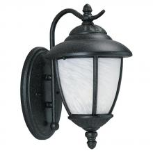 Sea Gull 84049-185 - One Light Outdoor Wall Lantern
