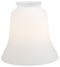 "Minka-Aire 2548 - 2 1/4"" Etched Opal Glass Shade"