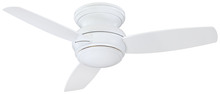 Minka-Aire F593L-WH - TRADITIONAL CONCEPT™ - LED CEILING FAN
