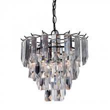 Sterling Industries 122-017 - GLASS FRINGE PENDANT