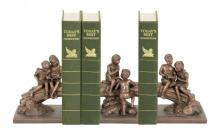 Sterling Industries 91-4072 - Secret Tree Bookends - Set of 3