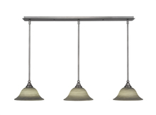 Toltec Company 36-BN-603 - Multi Light Mini Pendants