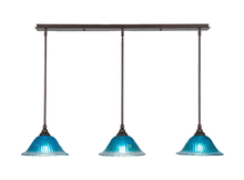 Toltec Company 36-BRZ-438 - Multi Light Mini Pendants