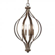 Capital 511641RT - 4 Light Foyer