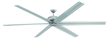 "Ellington Fan COL96BP6 - Colossus 96"" Ceiling Fan with Blades in Brushed Pewter"