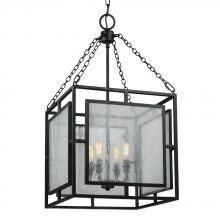 Generation Lighting - Feiss F3036/4DWZ - 4 - Light Pendant