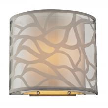 ELK Lighting 53002/1 - Autumn Breeze 1 Light Wall Sconce In Brushed Nic