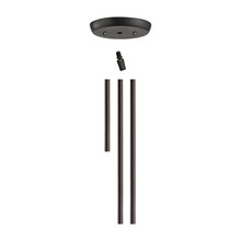 ELK Lighting ROD KIT-DR - Illuminare Accessories Dark Rust Rod Kit
