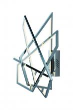 ET2 E22674-PC - Trapezoid-Wall Sconce